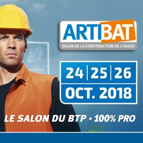 ARTIBAT is the largest construction trade show in Western France.