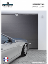 RESIDENTIAL GARAGE DOOR - La Toulousaine