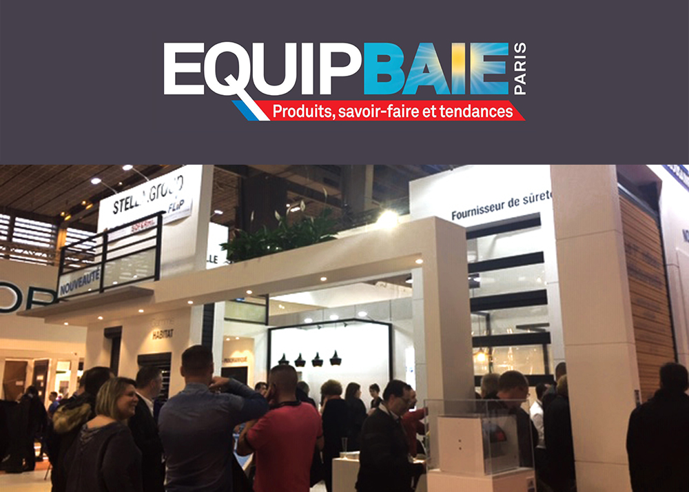 EquipBaie 2018 stand Stella Group