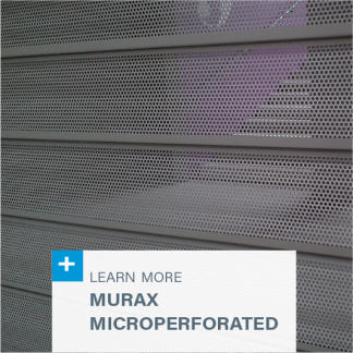 Learn More About Murax 110 Microperforated