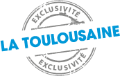 Exclusivité La Toulousaine